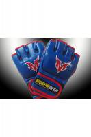 MSOGr MMA Glove Blue/Red