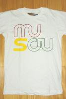 MSOGr T-shirt #03 White