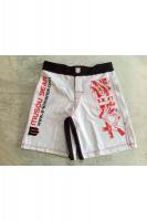 MUSOU×PUREBRED×FOKAI Fight Shorts #1 White