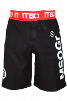Musou gear Fight shorts #3 Black/Red