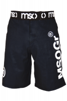 Musou gear Fight shorts #3 Navy/Black