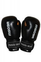 MUSOU Boxing Glove Black/Yellow