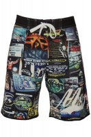 MUSOUxFOKAI BOARD SHORTS