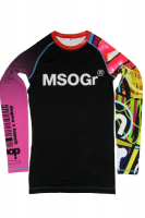 Musou gear long sleeve Rash guard