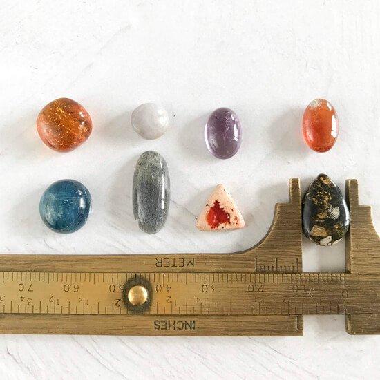天然石ルースクリアランスセット