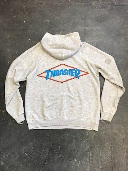 1980's〜 THRASHER パーカー