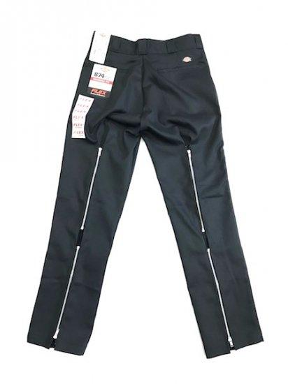 Dickies Zip ボンテージ パンツ W.32