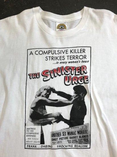 90's ED WOOD 'The Sinister Urge'