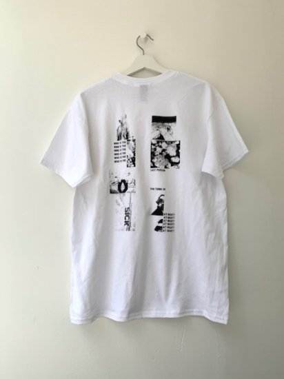 ENDLESS NAMELESS 'WHO IS THE...' Tシャツ