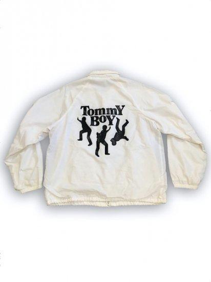 80's〜 TOMMY BOY コーチJKT