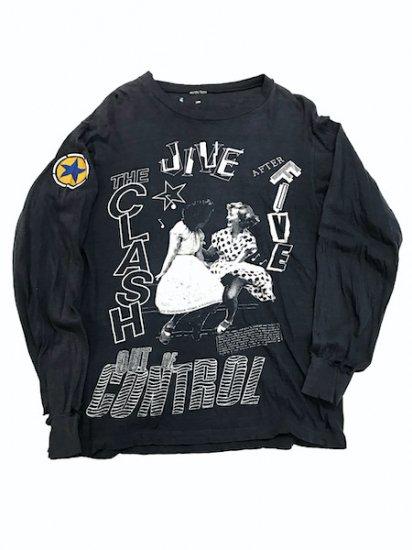 1984's THE CLASH ロンT Junk