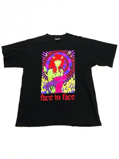 1990's〜 FACE TO FACE