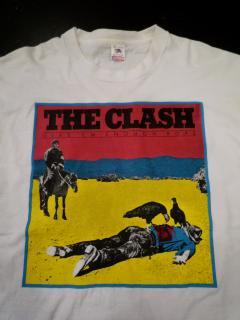 1980 〜90's THE CLASH