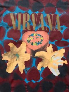 1993's NIRVANA Heart Shaped Box
