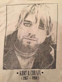 1994's KURT COBAIN 追悼 T-shirt