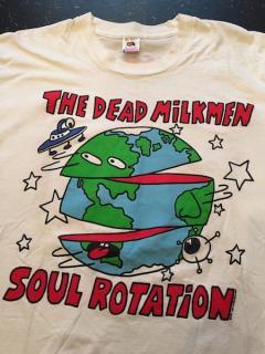 1992's THE DEAD MiLKMEN SOUL ROTATiON