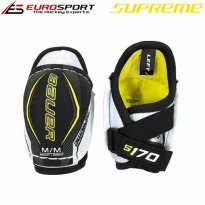 <img class='new_mark_img1' src='https://img.shop-pro.jp/img/new/icons24.gif' style='border:none;display:inline;margin:0px;padding:0px;width:auto;' />BAUER SUPREME S170 エルボー ユース YTH