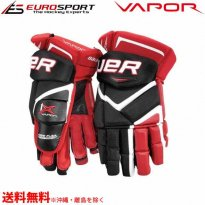 <img class='new_mark_img1' src='https://img.shop-pro.jp/img/new/icons24.gif' style='border:none;display:inline;margin:0px;padding:0px;width:auto;' />BAUER VAPOR 1X グローブ シニア SR