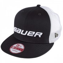 BAUER / New Era 9FIFTY SNAPBACK CAP - BLK
