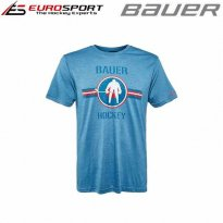 BAUER VINTAGE PLAYER SS TEE