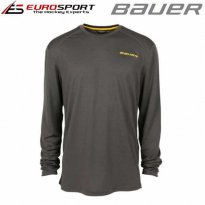 BAUER TRAINING LS TEE YTH