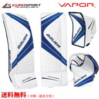 <img class='new_mark_img1' src='https://img.shop-pro.jp/img/new/icons20.gif' style='border:none;display:inline;margin:0px;padding:0px;width:auto;' />BAUER VAPOR X900 シニア 3点セット
