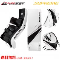 <img class='new_mark_img1' src='https://img.shop-pro.jp/img/new/icons24.gif' style='border:none;display:inline;margin:0px;padding:0px;width:auto;' />BAUER S18 SUPREME S27 3点セット ジュニア JR