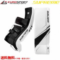 <img class='new_mark_img1' src='https://img.shop-pro.jp/img/new/icons24.gif' style='border:none;display:inline;margin:0px;padding:0px;width:auto;' />BAUER S18 SUPREME S27 レッグパッド シニア SR