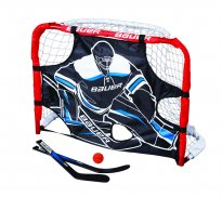Street Pro Knee Hockey Goal SetStreet Pro Knee Hockey Goal Set