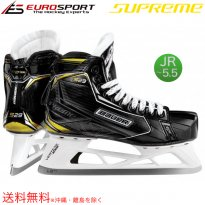 <img class='new_mark_img1' src='https://img.shop-pro.jp/img/new/icons24.gif' style='border:none;display:inline;margin:0px;padding:0px;width:auto;' />BAUER S18 SUPREME S29 ゴーリースケート ジュニア JR