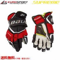 <img class='new_mark_img1' src='https://img.shop-pro.jp/img/new/icons24.gif' style='border:none;display:inline;margin:0px;padding:0px;width:auto;' />BAUER S19 SUPREME 2S グローブ シニア SR