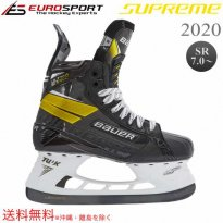 <img class='new_mark_img1' src='https://img.shop-pro.jp/img/new/icons5.gif' style='border:none;display:inline;margin:0px;padding:0px;width:auto;' />BAUER S20 SUPREME ULTRASONIC スケート シニア SR