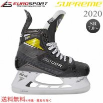 <img class='new_mark_img1' src='https://img.shop-pro.jp/img/new/icons5.gif' style='border:none;display:inline;margin:0px;padding:0px;width:auto;' />BAUER S20 SUPREME 3S PRO スケート シニア SR