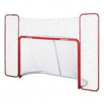 Official Performance Steel Hockey Goal /Backstop 付