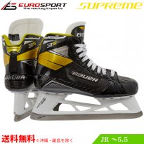 <img class='new_mark_img1' src='https://img.shop-pro.jp/img/new/icons24.gif' style='border:none;display:inline;margin:0px;padding:0px;width:auto;' />BAUER S20 SUPREME 3S ゴーリースケート ジュニア JR