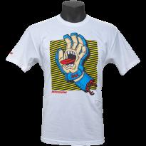MISSION SCREAMING GLOVE Tシャツ SR シニア