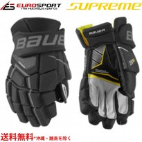 <img class='new_mark_img1' src='https://img.shop-pro.jp/img/new/icons1.gif' style='border:none;display:inline;margin:0px;padding:0px;width:auto;' />BAUER S21 SUPREME 3S グローブ シニア SR