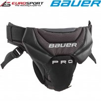 <img class='new_mark_img1' src='https://img.shop-pro.jp/img/new/icons5.gif' style='border:none;display:inline;margin:0px;padding:0px;width:auto;' />BAUER S21 PRO GOAL JOCK シニア SR