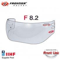 FRONTIER F8.2 バイザー