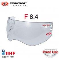 FRONTIER F8.4 バイザー