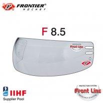 FRONTIER F8.5 バイザー