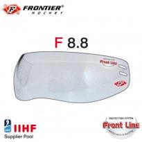 FRONTIER F8.8 バイザー