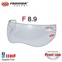 FRONTIER F8.9 バイザー