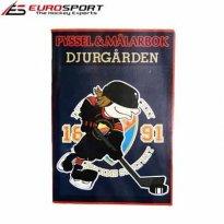 Djurgarden IF お絵かき帳