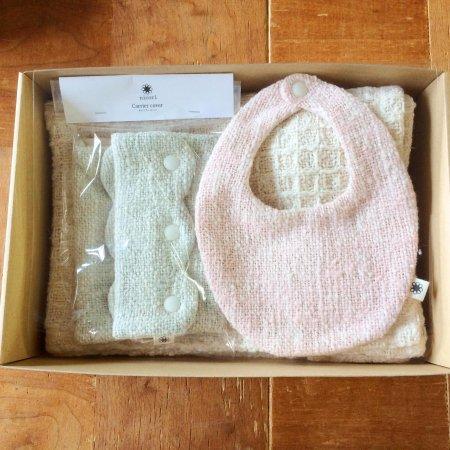 nicori Baby Gift■トリオセットA