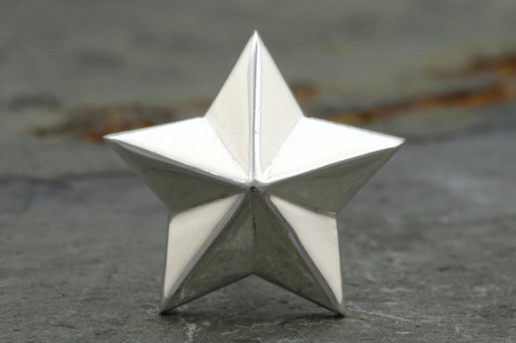 5 STAR EARRINGS (M)写真その1