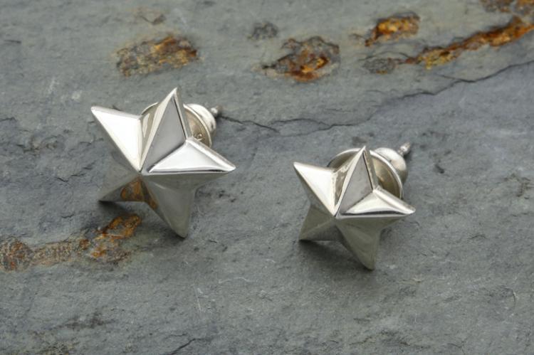 5 STAR EARRINGS (M)写真その2