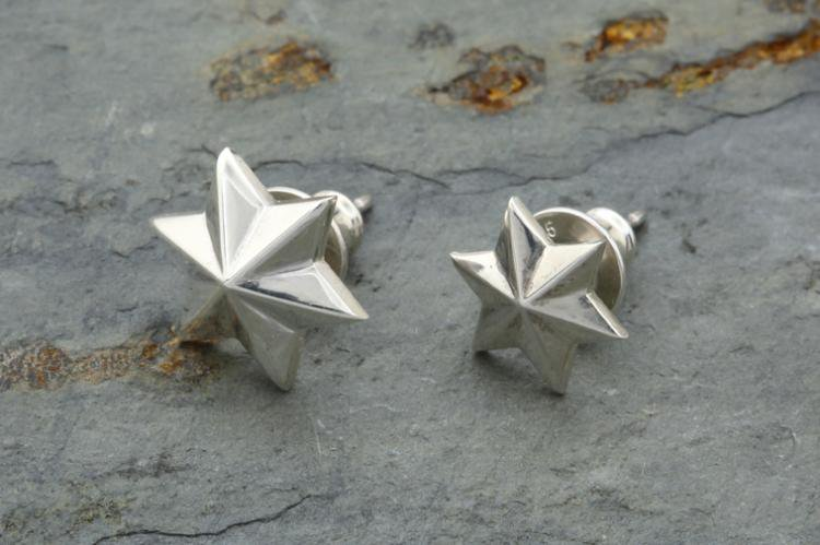 6 STAR EARRINGS (S)写真その4