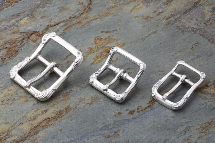 RELIEF BUCKLE silver (S)写真その3