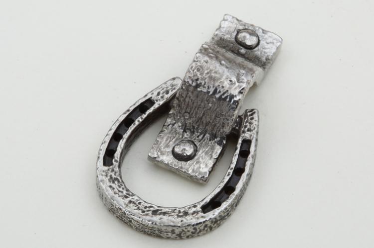 HORSESHOE PARTS silver写真その1